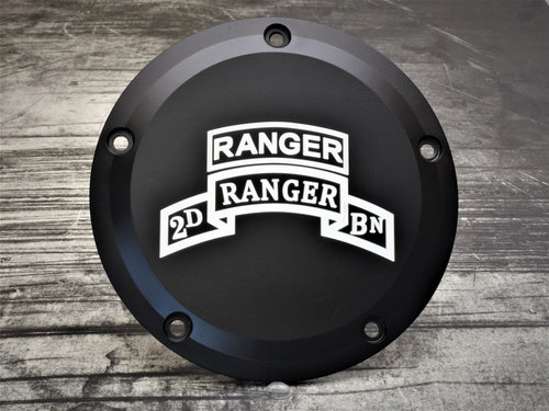 2nd Ranger Battalion Derby Cover