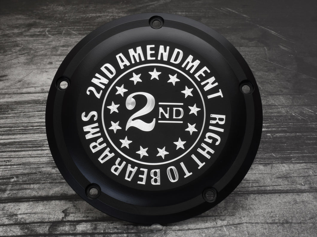 2nd Amendment Derby Cover