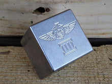 Milspin custom engraved (First Responder/Patriotic/Military) stainless steel scotch cubes