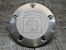 Harley Davidson points cover with engraved insignia by Milspin 02