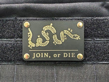 Milspin Join, or Die Metal Morale Patch