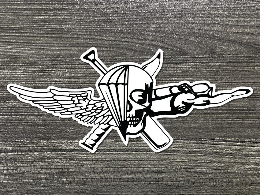 Recon Jack Decal