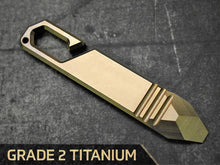 Milspin US Army Logo EDC Pry Bar