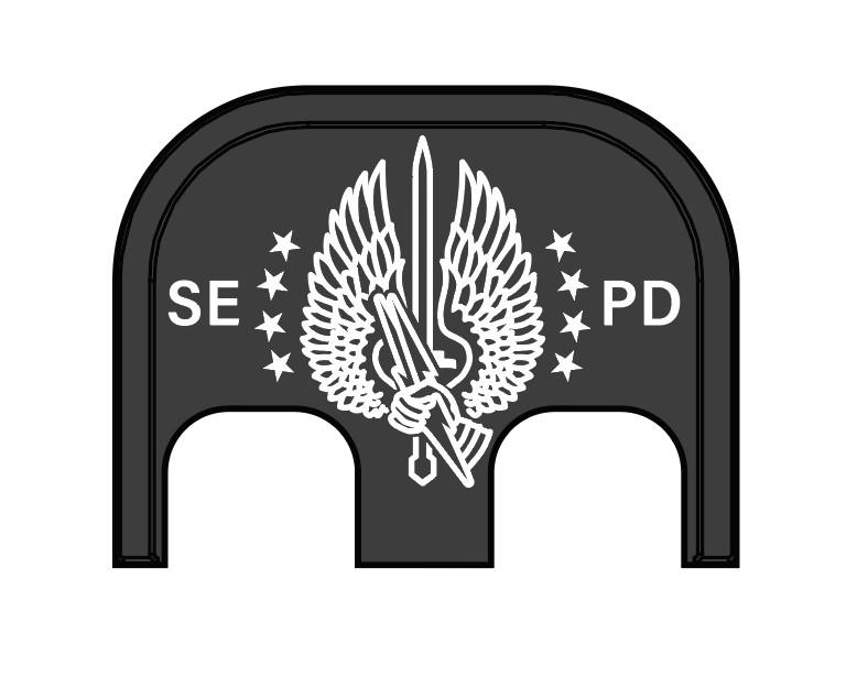 SEPD Patch Slide Back Plate