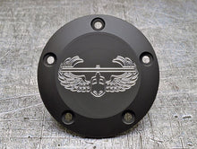 Harley Davidson points cover with engraved insignia by Milspin 05