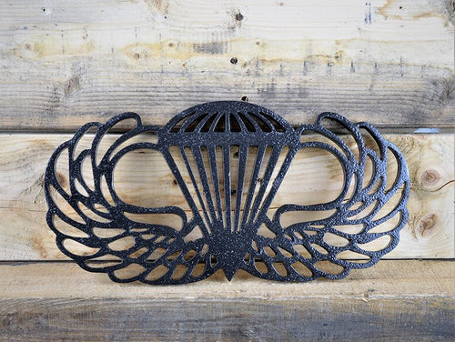 custom metal work jump wings
