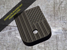 Milspin Maryland Flag Glock Magazine Base Plate