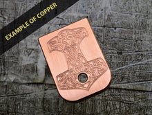 Templar Cross Magazine Base Plate