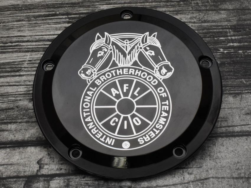 Teamsters Harley Davidson Derby Cover