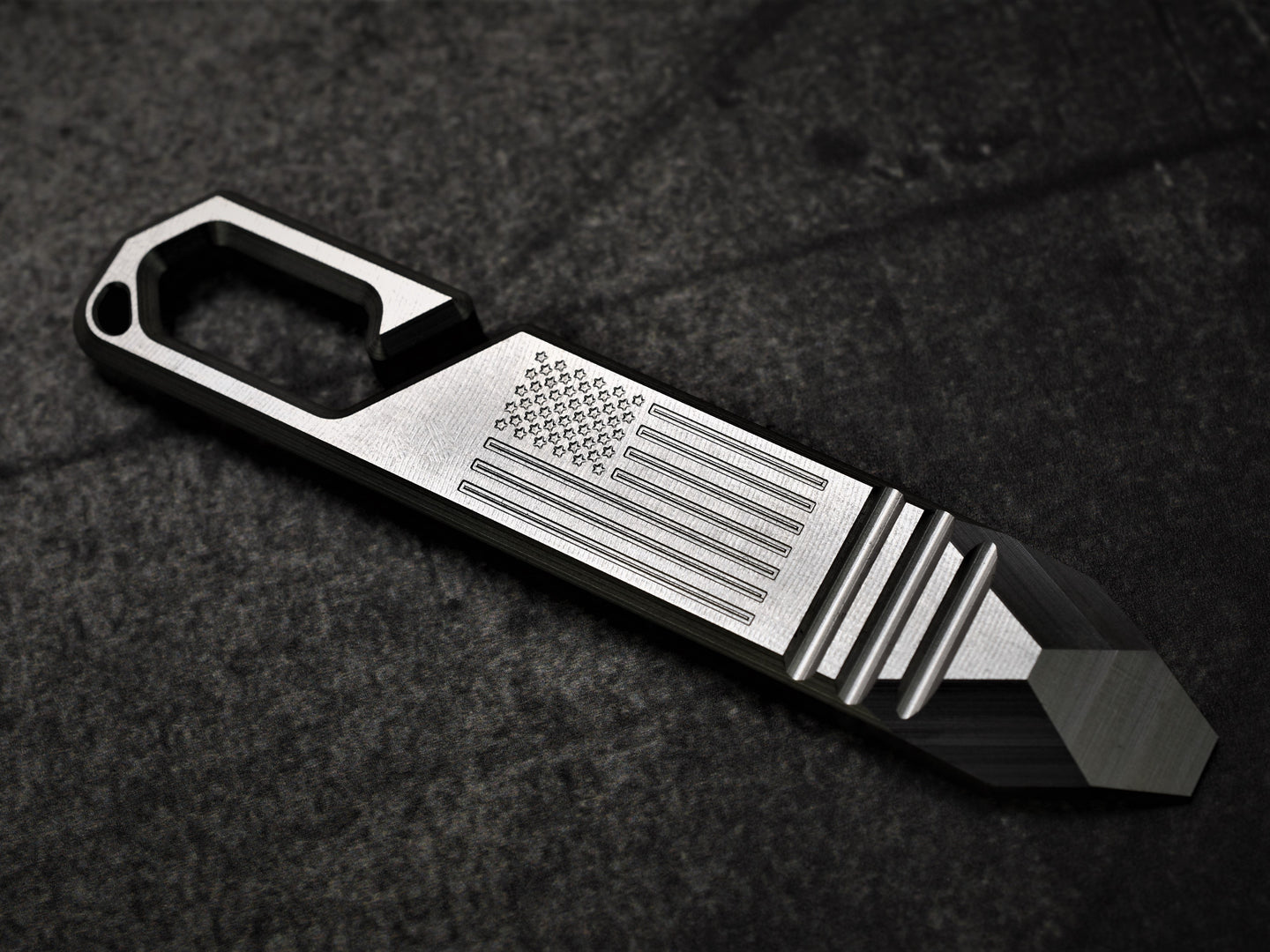 Milspin American Flag EDC Pry Bar