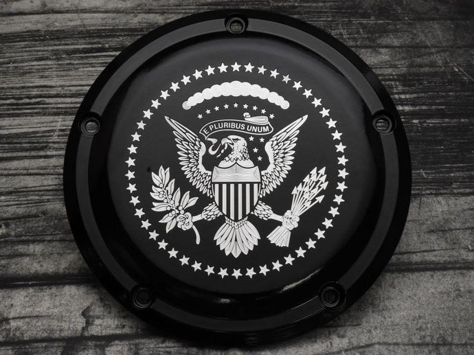 Great Seal Harley Davidson Derby Cover