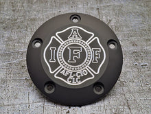 IFF insignia Harley Davidson Custom Points Cover