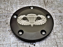 engraved Harley Davidson slide points covers with insignia