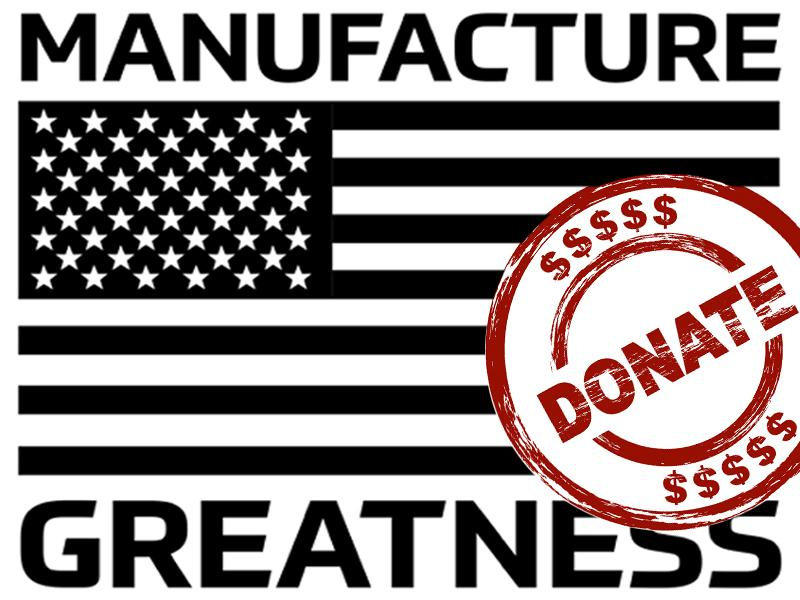 Milspin Manufacture Greatness DONATE