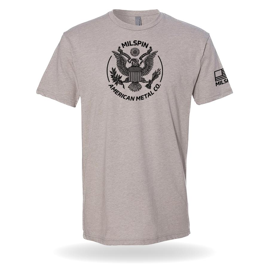 Milspin 'Great Seal of the USA' T-Shirt