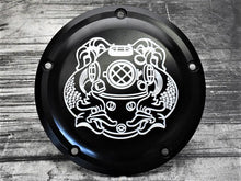 Navy First Class Diver Harley Davidson Derby Cover