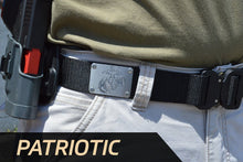 MILSPIN Patriotic custom designed tactical belts