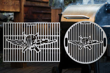 Milspin Recon Jack Custom Engraved Grill Grate
