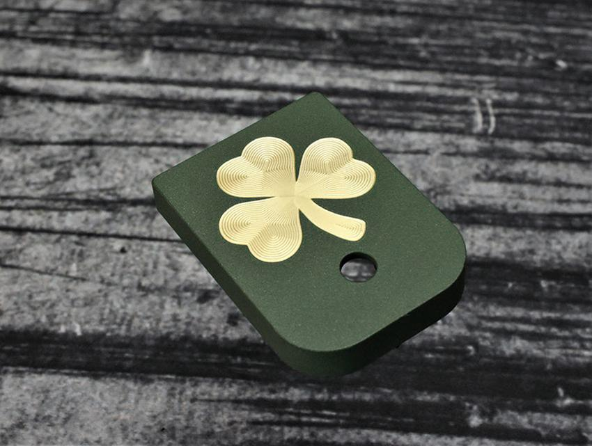Shamrock Magazine Base Plate