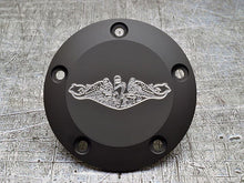 Harley Davidson custom engraved points covers with Navy insignia 06