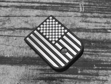 US Flag Magazine Base Plate