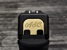 MILSPIN Custom designed Glock Slide Back Plate