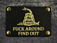Fuck Around Find Out Metal Morale Patch