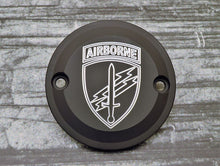 Milspin Custom ARMY Harley Davidson Points Cover (Over 100 Army Emblems)