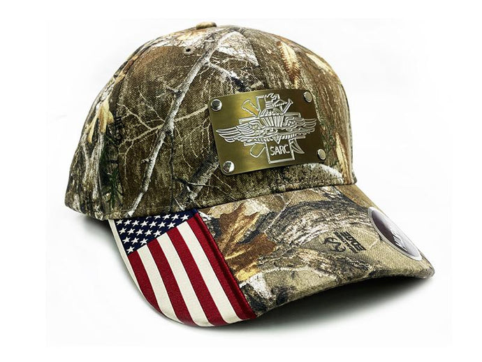 Milspin SARC Machined Metal Plate Hat