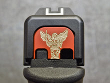Milspin Saint Michael Archangel Slide Back Plate for Glocks