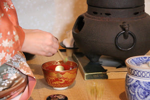 EVENT NEWS! Japanese Tea Ceremony, Wagashi, Sake & Kimono