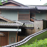 green house traditional japanese architecture kyoto