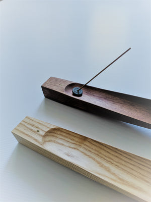 Hishaku Wooden Incense Burner