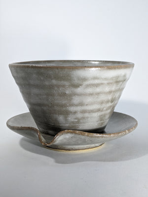 Aisutī Cup and Saucer Set