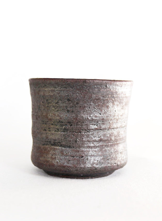 Zenbu Home 'Asusen' Earthed earthenware raku style Kyoto ceramic cup Japanese Design Buy