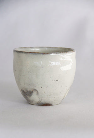 Zenbu Home 'Zen' white modern earthenware style Kyoto ceramic cup Japanese Design Buy