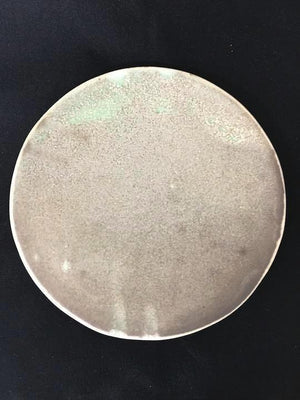 Silvery Moon Plate