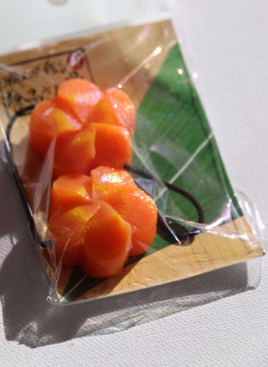 'Carrot Garnish' Hair baubles