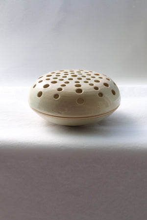 Contemporary Japanese 'Sea-Urchin' Incense Burner