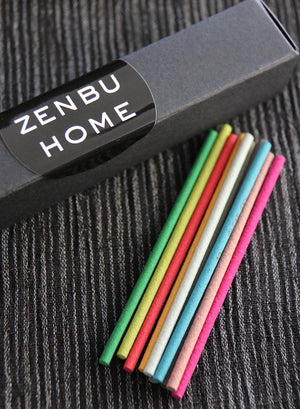 Zenbu Home's Stylish, contemporary stainless steel incense holder from Japan