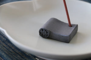 Buy Incense burners at Zenbu Home -Japanese traditional roof tile miniature