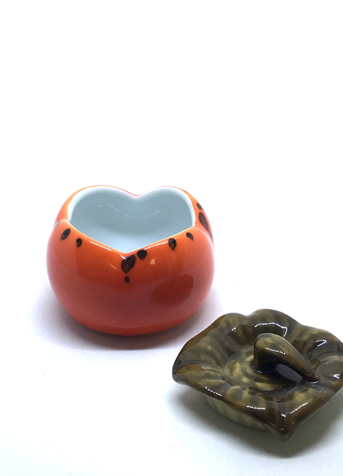 Find this super sweet Japanese persimmon dish from Kyoto at Zenbu Home