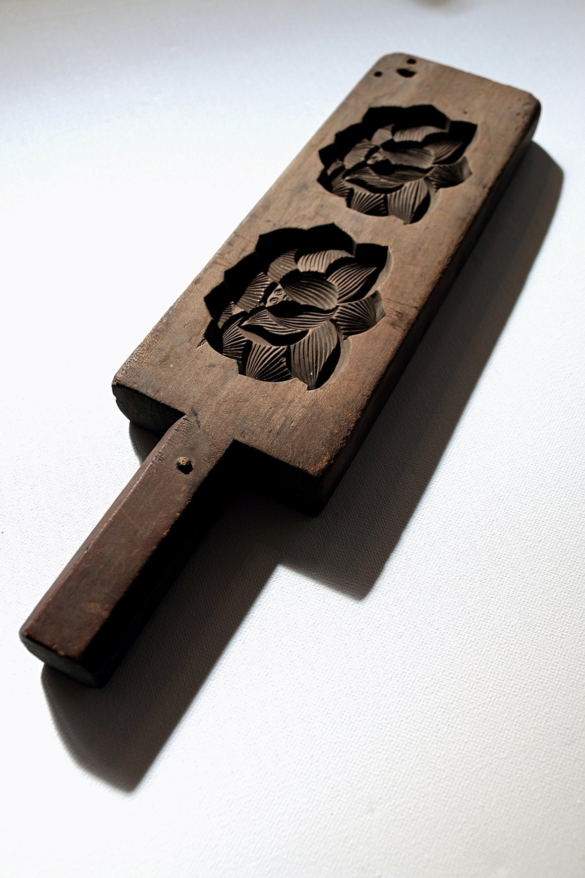Lotus Flower Kashigata (wagashi mould)