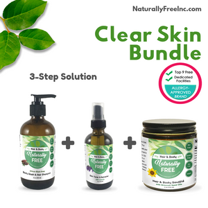 Clear Skin Bundle-Naturally Free Inc.