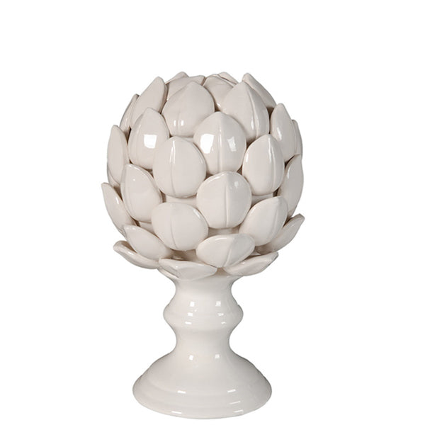 Ceramic Artichoke Small Finial