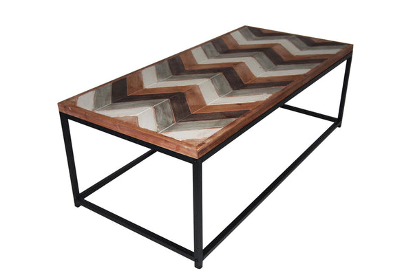 Horizon Solid Wood Coffee Table