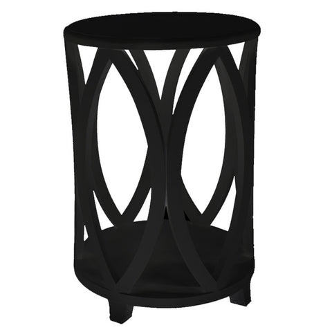 Aria Side Table Black