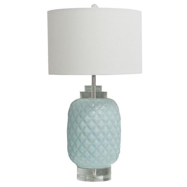 Montago Table Lamp Turquoise