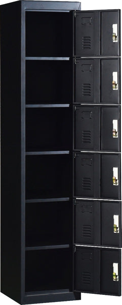 SixDoor Office Gym Shed Storage Lockers