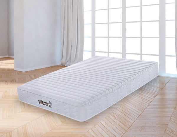 Palermo Contour 20cm Encased Coil Queen Mattress CertiPURUS Certified Foam